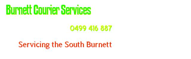 Burnett Courier Services